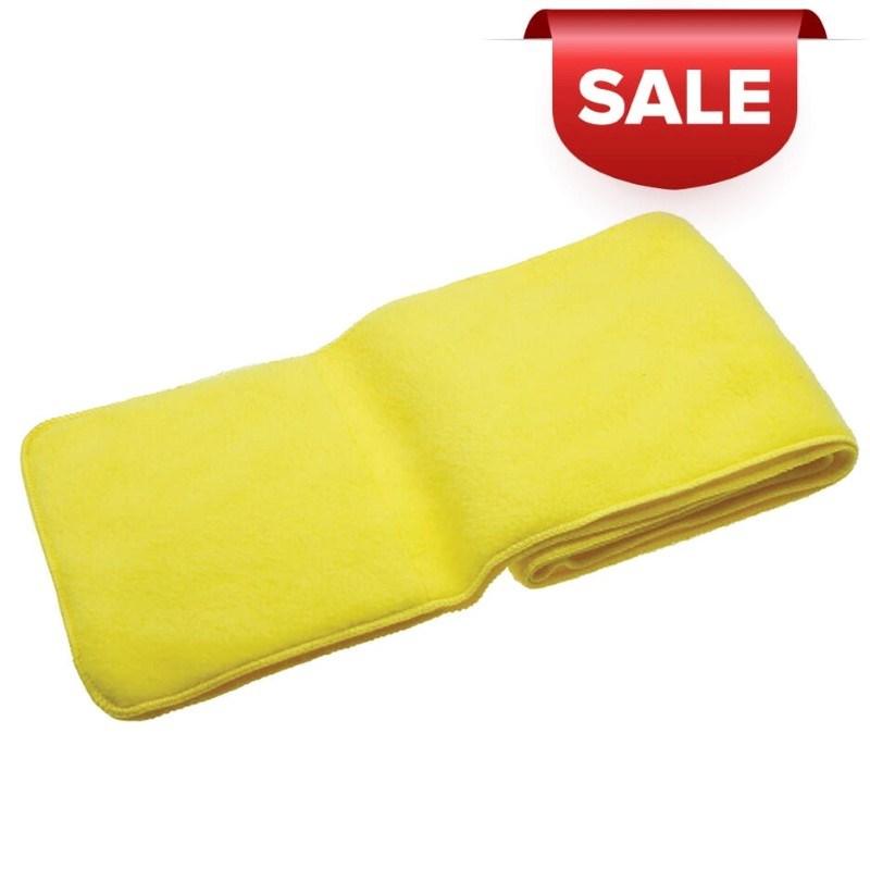Kids Nilton`s Sjaal de Luxe 280 gr/m2 Geel acc. Ge