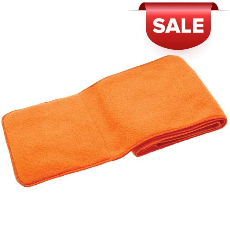 Kids Nilton`s Sjaal de Luxe 280 gr/m2 Oranje acc.