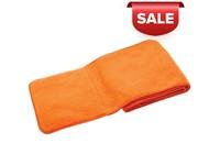 Kids Nilton`s Sjaal de Luxe 280 gr/m2 Oranje acc. Oranje