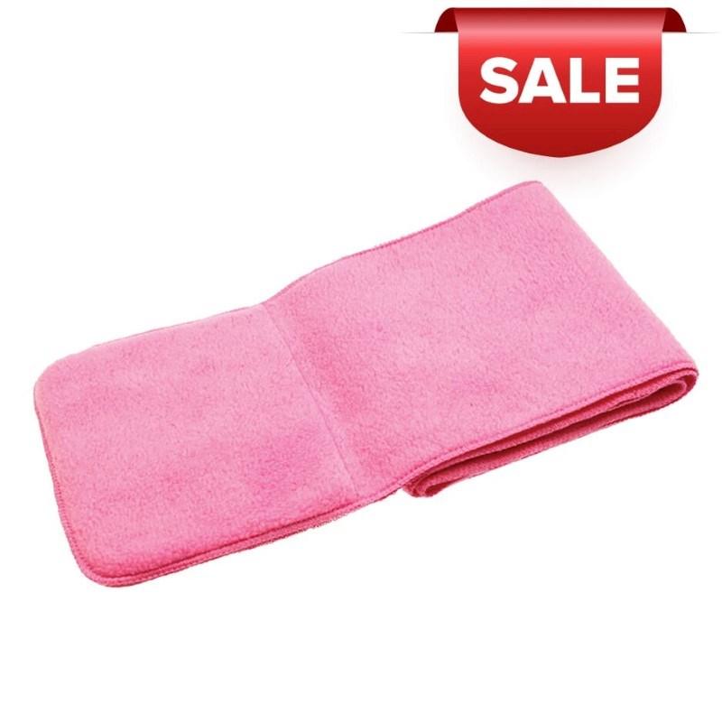 Kids Nilton`s Sjaal de Luxe 280 gr/m2 Roze acc. Ro