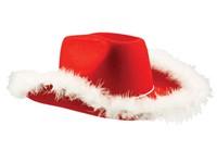 Kerstmis Cowboyhoed