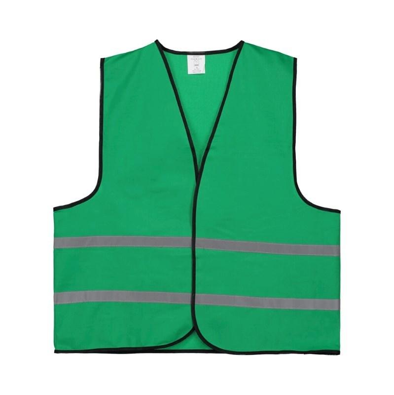 Promo Vest Polyester XL Flessengroen