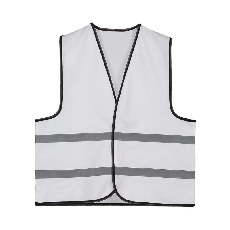 Kids Promo Vest polyester Wit
