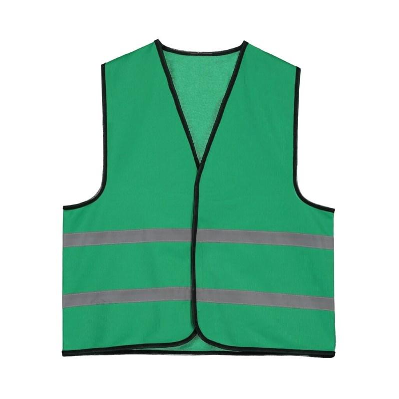 Kids Promo Vest polyester Donker Groen