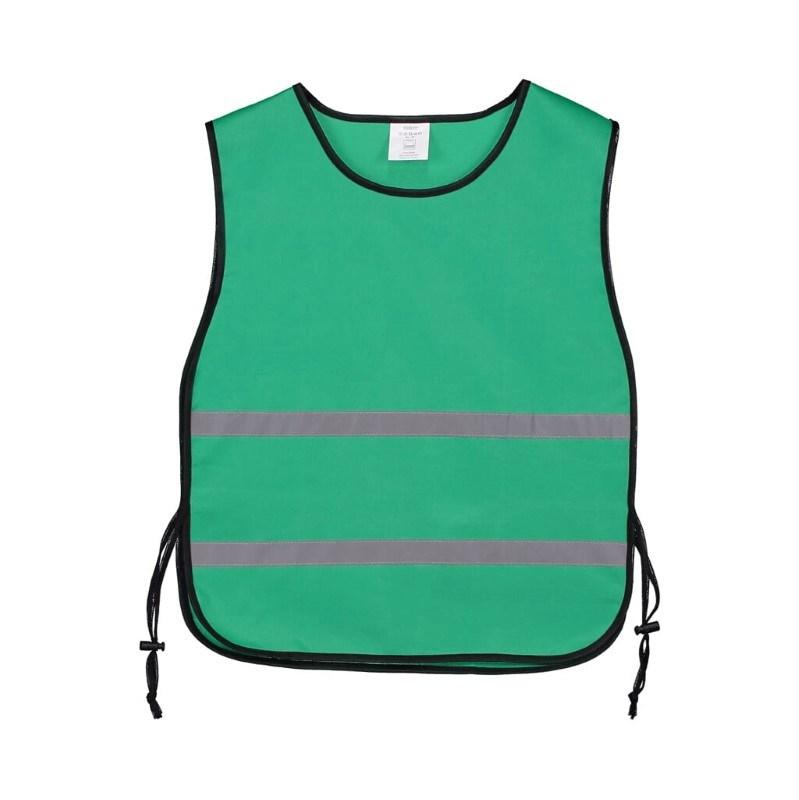 Trainingsvest polyester Donker Groen