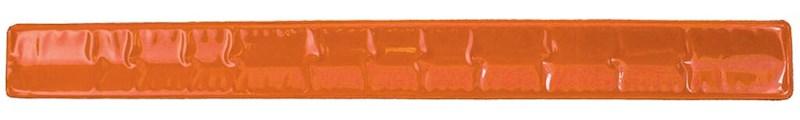 Klaparmband Oranje acc. Oranje