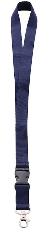 Neklint 2cm Marine Blauw acc. Marine Blauw