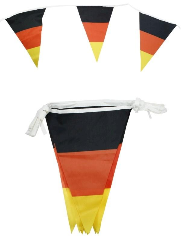 Polyester Vlaggenlijn (6.5 mtr / 15flags) Duitsland