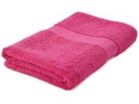 Sophie Muval Handdoek 140*70cm, 450 gr/m2 Roze acc. Roze