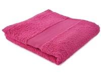 Sophie Muval Handdoek 100*50cm, 450 gr/m2 Roze acc. Roze