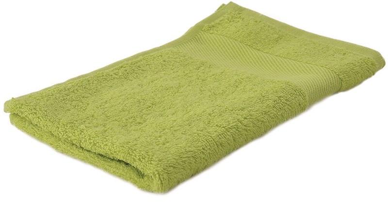 Sophie Muval Handdoek 50*30cm, 450 gr/m2 Groen acc. Groen