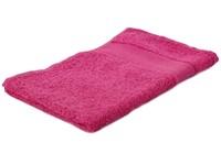 Sophie Muval Handdoek 50*30cm, 450 gr/m2 Roze acc. Roze