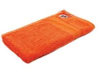 Sophie Muval Golfhanddoek met clip 55x30cm, 450 gr/m2 Oranje
