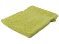 Sophie Muval Washand 21x16cm, 450 gr/m2 Groen acc. Groen