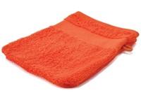 Sophie Muval Washand 21x16cm, 450 gr/m2 Oranje acc. Oranje