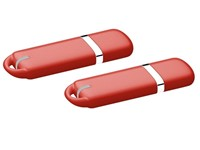 USB stick Easy 3.0 rood 64GB