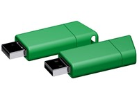 USB stick Flow 2.0 groen 64GB