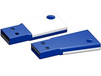 USB stick Flag 3.0 wit-blauw 8GB