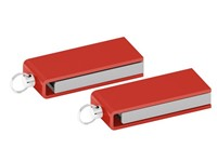 USB stick Chic 2.0 rood 2GB