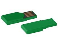 USB stick Paperclip 2.0 groen 1GB