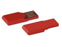 USB stick Paperclip 2.0 rood 512MB