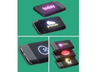 Powerbank Shake Led multi 4000 mAh
