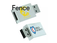 USB data blocker Fence wit