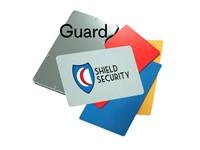 RFID kaart Guard wit