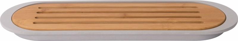 Leo Line broodbord (baguette) met opvangschaal