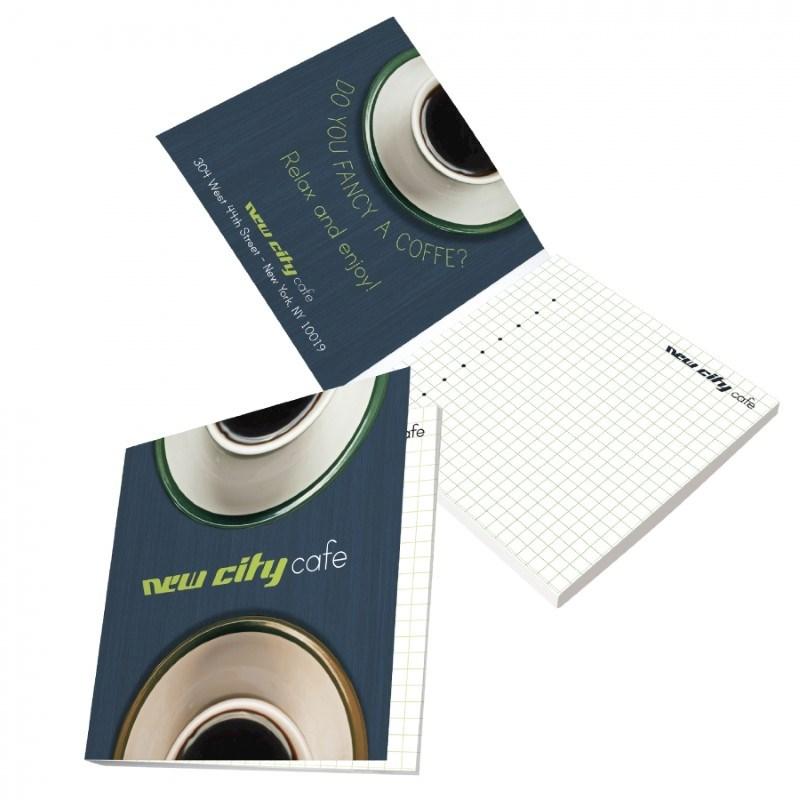 BIC® 150 mm x 150 mm boekje