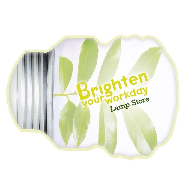 BIC® 101 mm x 75 mm notitieboekje met 100 vel zelfklevende gestanste memoblaadjes Ecolutions®