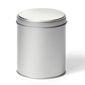 Blik model 10 zilver