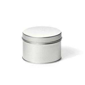 Blik model 1 zilver