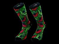 360 graden bedrukte Sokken, Polyester op maat