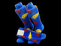 Casual sokken op maat inclusief kopkaart