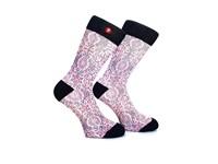 Fullcolour bedrukte sublimatie sokken op maat