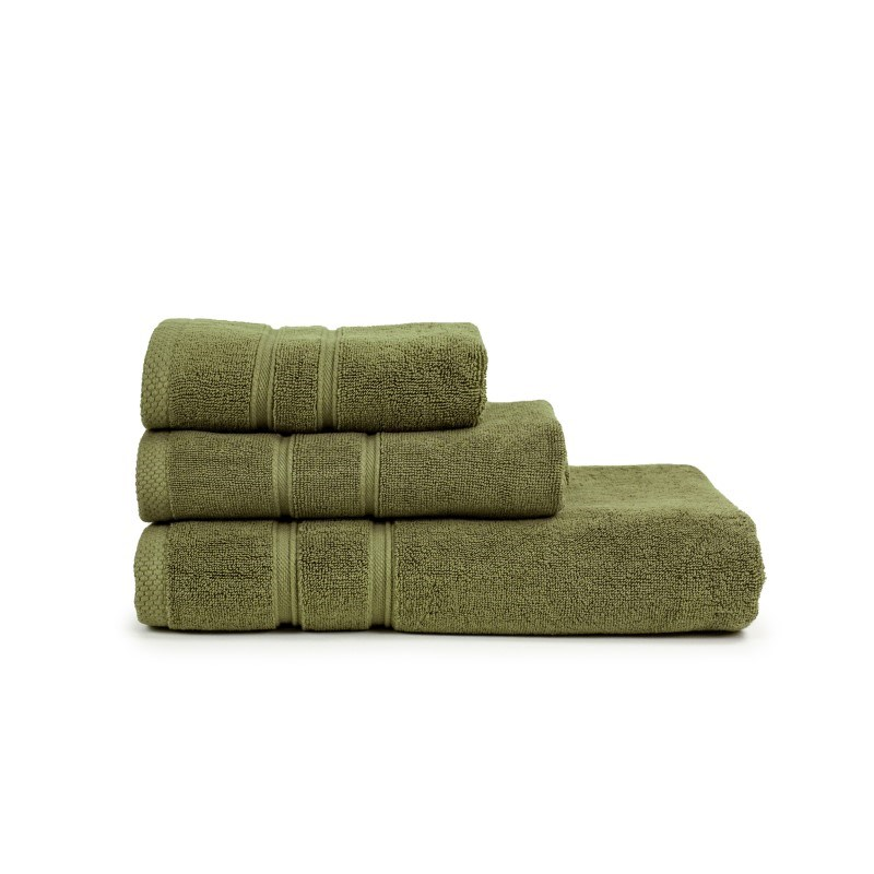 Towel T1-UltraDeluxe70Olive