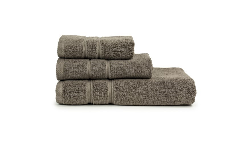 Towel T1-UltraDeluxe70Taupe