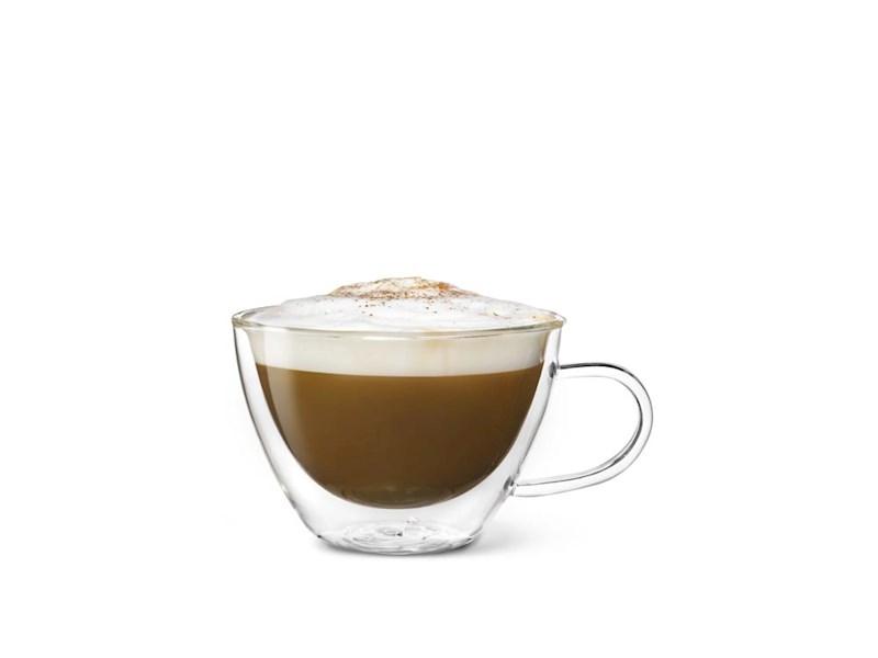 Dubbelwandig glas Cappuccino, 38,5cl, 2 stuks