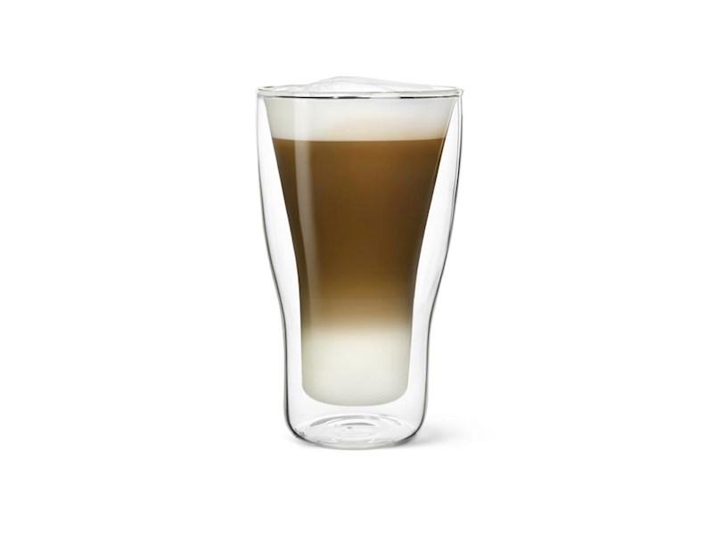 Dubbelwandig Latte Macchiatoglas, 34cl, 2 stuks