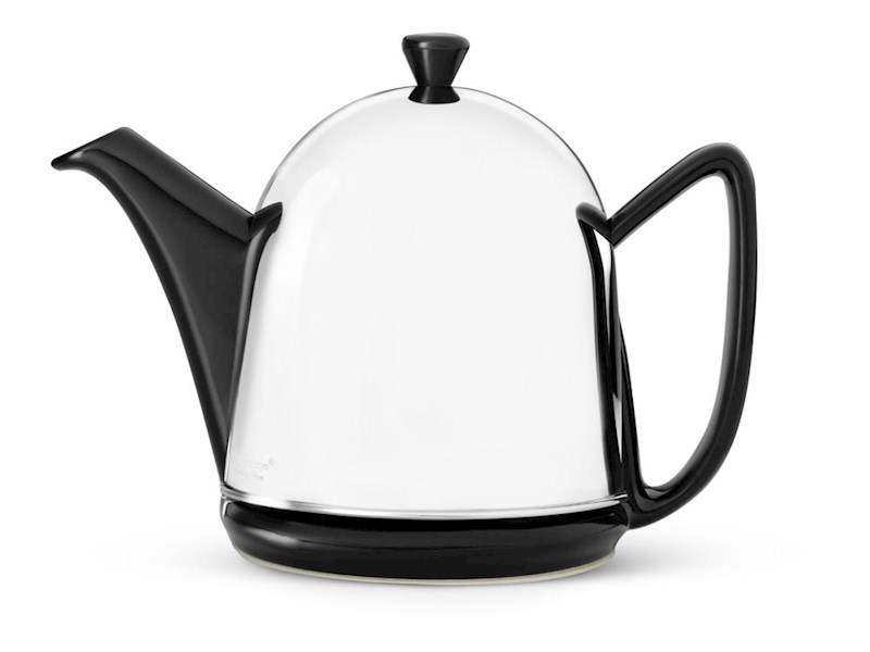 Theepot Cosy® Manto 1,0L, zwart