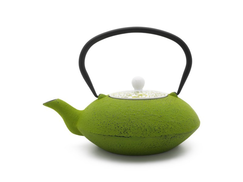 Theepot Yantai 1,2L, groen