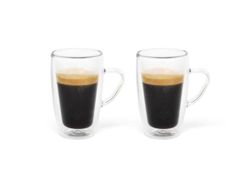 Dubbelwandig glas Espresso, 100 ml, 2 stuks