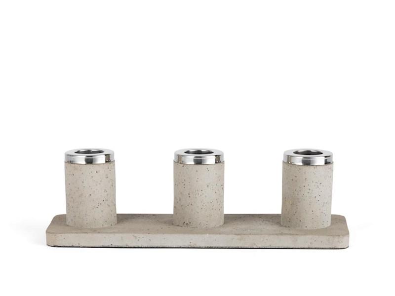 Kandelaar Solido, 3-pits