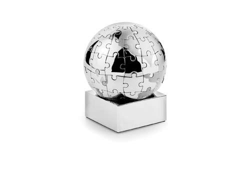 Puzzel Globe