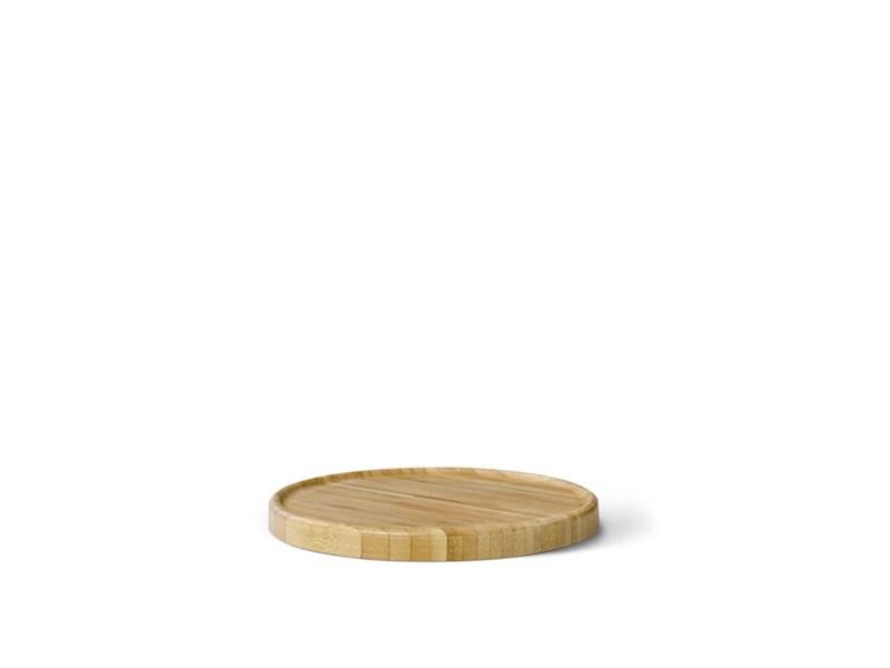 Onderzetter voor theepot, bamboe