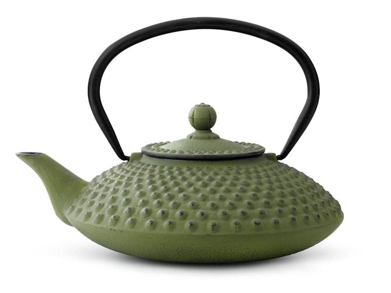 Theepot Xilin 1,25L, groen