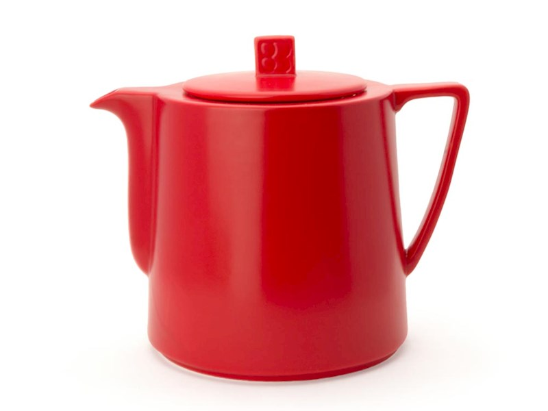 Theepot Lund 1,5L, rood