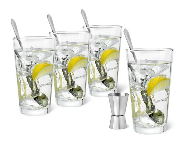 Gin Tonic set, 9-delig