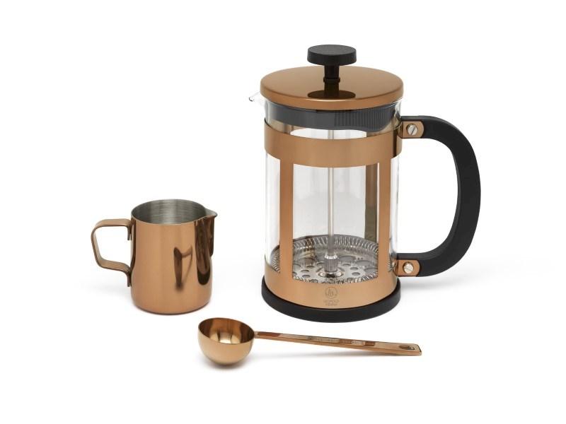 Koffieset Vicenza Koper